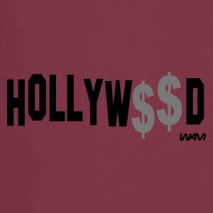 Rosa hollywood money by wam T-shirts - Förkläde