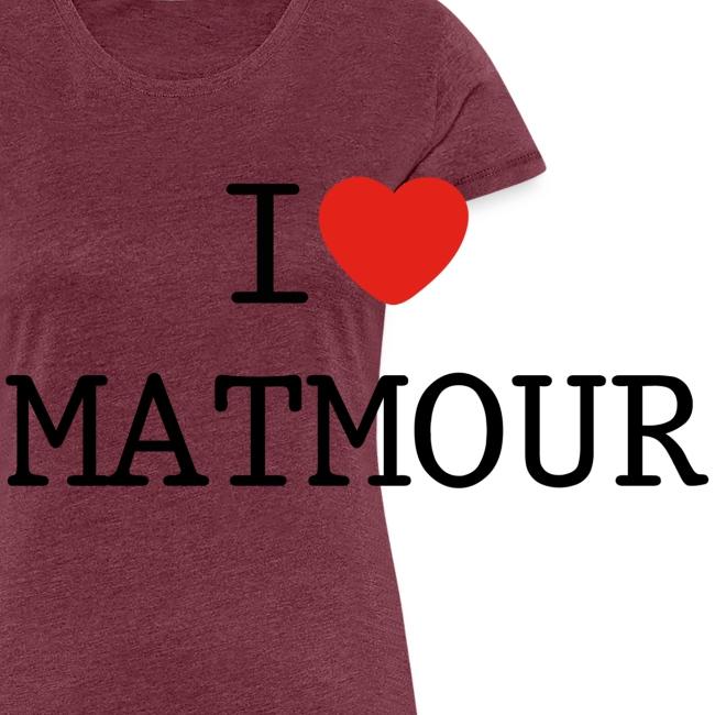 I Love Matmour