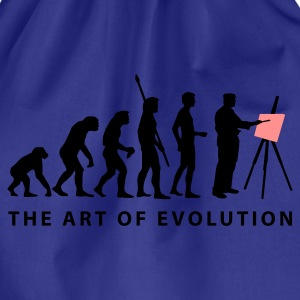 evolution_artist_b_2c T-shirts - Gymtas