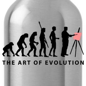 evolution_artist_b_2c T-shirts - Drinkfles