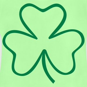 Kelly green Shamrock Kinder T-Shirts - Baby T-Shirt