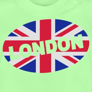 Kelly green London City Great Britain - eushirt.com Kinder T-Shirts - Baby T-Shirt