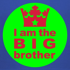 I am the Big Brother - Kids' Premium Hoodie