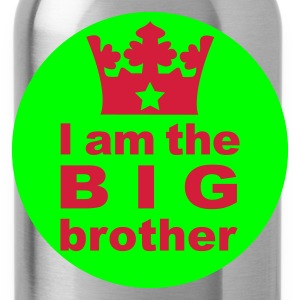 I am the Big Brother - Water Bottle