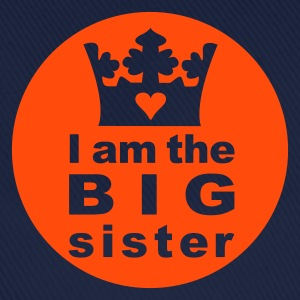 I am the Big Sister - Baseball Cap