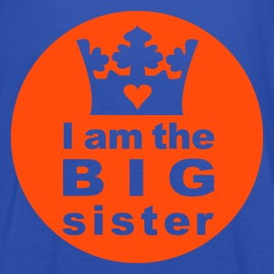 I am the Big Sister - Women's Tank Top by Bella