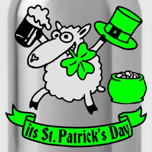 st_patricks_sheep_b Tee shirts - Gourde