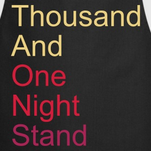 thousand and one night stand 3colors T-Shirts - Grembiule da cucina