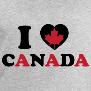 I Love Canada - Sweat-shirt Homme Stanley & Stella