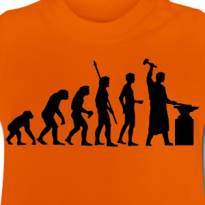 evolution_schmied_b Shirts - Baby T-shirt