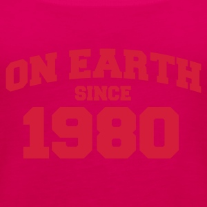 Light pink onearth1980 T-shirts - Vrouwen Premium tank top