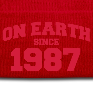 Rose clair onearth1987 T-shirts - Bonnet d'hiver
