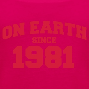 Light pink onearth1981 Women's T-Shirts - Women's Premium Tank Top