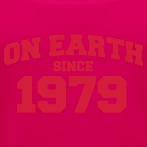Light pink onearth1979 T-shirts - Vrouwen Premium tank top