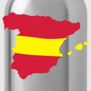 Navy spain T-Shirts - Trinkflasche