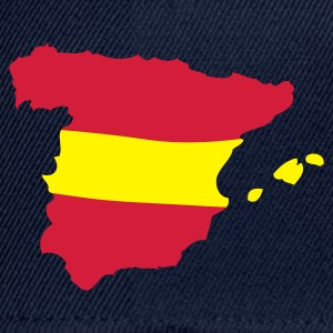 Navy spain T-Shirts - Snapback Cap