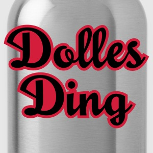 Rot Dolles Ding© T-Shirts - Drinkfles
