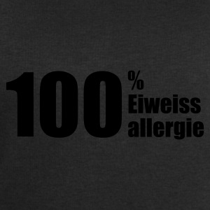 Chocolate 100% Eiweissallergie © T-Shirts - Men's Sweatshirt by Stanley & Stella
