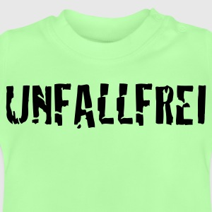 Kelly green unfallfrei Kinder T-Shirts - Baby T-Shirt
