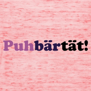 Gelb Puhbärtät © T-Shirts - Women's Tank Top by Bella
