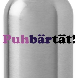 Gelb Puhbärtät © T-Shirts - Water Bottle