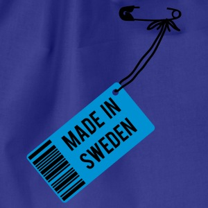 Sky Made in Sweden T-Shirts - Turnbeutel