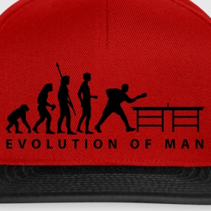 evolution_table_tennis_b Tee shirts - Casquette snapback
