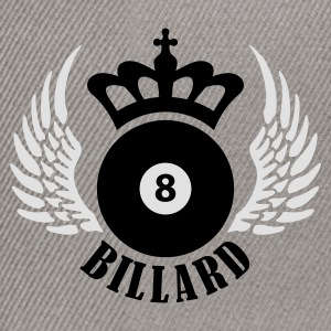 billard_eight_2c T-skjorter - Snapback-caps