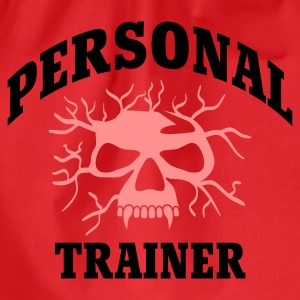 Rot Personal Trainer © T-Shirts - Drawstring Bag