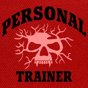 Rot Personal Trainer © T-Shirts - Gorra Snapback
