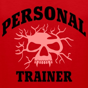 Rot Personal Trainer © T-Shirts - Tank top premium hombre