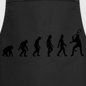 Marron bistre Squash Evolution (1c) T-shirts - Tablier de cuisine