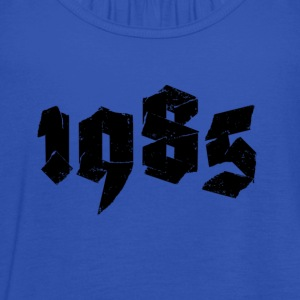 Sky Jahr 1985 Men's T-Shirts - Women's Tank Top by Bella