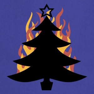 burning Xmas - Tablier de cuisine