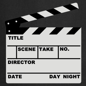 clapperboard - Cooking Apron