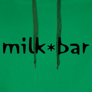 milk bar - Men's Premium Hoodie