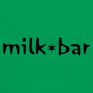 milk bar - Bandolera retro