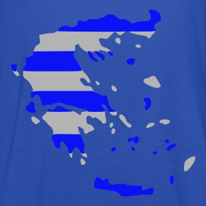 Türkis Greece Kinder T-Shirts - Women's Tank Top by Bella