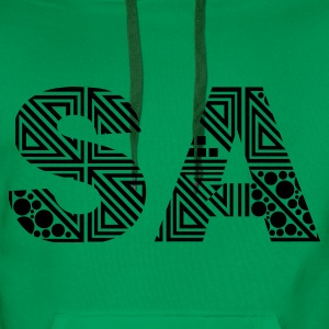 Kelly green South Africa - Saturday - SA Kids' Shirts - Men's Premium Hoodie