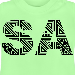 Kelly green South Africa - Saturday - SA Kids' Shirts - Baby T-Shirt