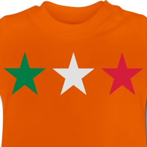 Gelb Italien Kinder T-Shirts - Baby T-Shirt