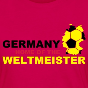 germany home of the weltmeister - Women's Premium Longsleeve Shirt