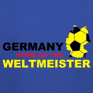 germany home of the weltmeister  - Kids' Premium Hoodie