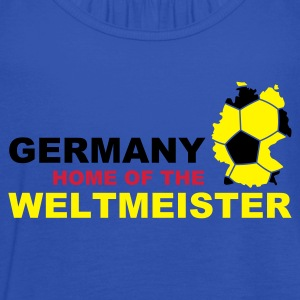 germany home of the weltmeister  - Women's Tank Top by Bella