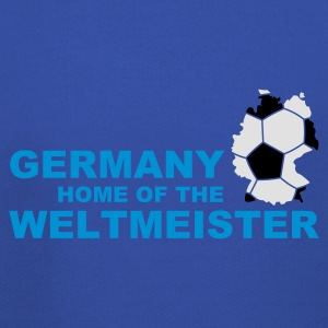 Divablau germany home of the weltmeister 2 T-Shirts - Kinder Premium Hoodie