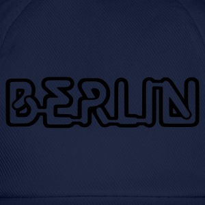 Cyan Berlin Kids' Shirts - Baseball Cap
