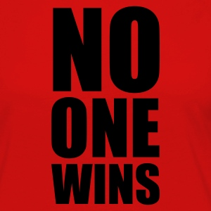 :: no one wins :-: - Women's Premium Longsleeve Shirt
