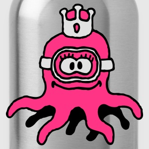 little_princess_octopuss_b_3c Shirts - Drinkfles