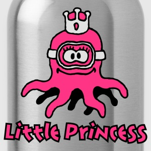 little_princess_octopuss_3c Koszulki - Bidon