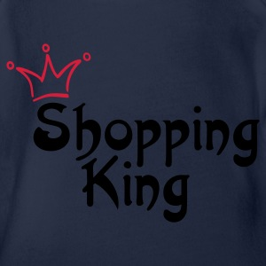SHOPPING KING | Kindershirt - Baby Bio-Kurzarm-Body